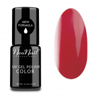 NeoNail - UV GEL POLISH COLOR - LADY IN RED - Lakier hybrydowy - 3762-1 - RASPBERRY RED - 3762-1 - RASPBERRY RED