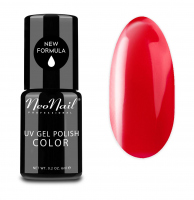 NeoNail - UV GEL POLISH COLOR - LADY IN RED - Lakier hybrydowy - 3763-1 - FIERY FLAMENCO - 3763-1 - FIERY FLAMENCO