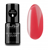 NeoNail - UV GEL POLISH COLOR - LADY IN RED - Lakier hybrydowy - 3764-1 - HOT SAMBA - 3764-1 - HOT SAMBA