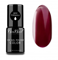 NeoNail - UV GEL POLISH COLOR - LADY IN RED - Lakier hybrydowy - 3790-1 - RIPE CHERRY - 3790-1 - RIPE CHERRY