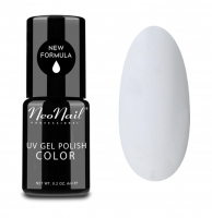 NeoNail - UV GEL POLISH COLOR - CANDY GIRL - 6 ml - 5055-1 - FRENCH WHITE - 5055-1 - FRENCH WHITE