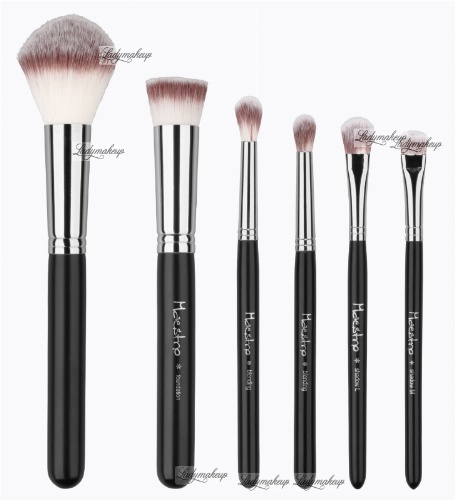 Maestro - Synthetic - Set of 6 brushes
