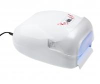 NeoNail - DIGITAL LCD UV LAMP 36W - Lampa cyfrowa LCD z sensorem 36W - BIAŁA - ART. 866-1