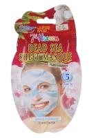 7th Heaven (Montagne Jeunesse) - Tkaninowa maseczka do twarzy - Nawilżająca maska do twarzy z wodorostami morskimi  - Nawilżająca maska do twarzy z wodorostami morskimi