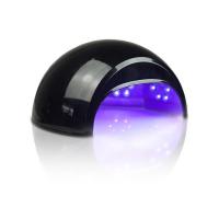 NeoNail - Professional LED/ UV LAMP 12W - Lampa LED/ UV do lakierów światłoutwardzalnych i żeli - ART. 3090-2 - BLACK