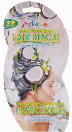 Montagne Jeunesse - COCONUT PROTEIN MASQUE - HAIR RESCUE - Kokosowa maska regenerująca do włosów