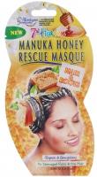 Montagne Jeunesse - MANUKA HONEY - RESCUE MASQUE - Miodowa maska regenerująca do włosów