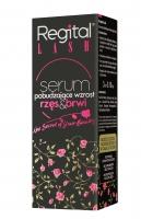 Regital - LASH - Eyelash&brow growth stimulating SERUM - Serum pobudzające wzrost rzęs i brwi