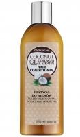 GlySkinCare - COCONUT OIL & COLLAGEN KERATIN HAIR CONDITIONER - Odżywka do włosów z olejem kokosowym, kolagenem i keratyną