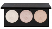 MAKEUP REVOLUTION - BEYOND RADIANCE - 3 RADIANT LIGHTS HIGHLIGHTERS