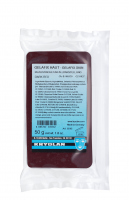 KRYOLAN - GELAFIX SKIN - Gelatine for creating imitations of wounds and burns - ART. 6545 - DARK RED - DARK RED