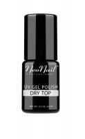 NeoNail - Lakier Hybrydowy UV 6 ml - DRY TOP (bez przemywania) - ART. 5300-1