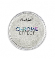 NeoNail - Puder chrome effect silver - SREBRNY - ART. 5285
