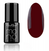NeoNail - MONO UV 3 IN 1 LACK - Hybrid Varnish - 4041 Wine Red - 4041 Wine Red