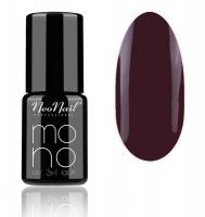 NeoNail - MONO UV 3 IN 1 LACK - Hybrid Varnish - 4043 Burgundy Miss - 4043 Burgundy Miss