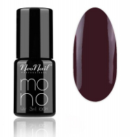 NeoNail - MONO UV 3 IN 1 LACK - Hybrid Varnish - 4043 Burgundy Miss - 4043 Burgundy Miss