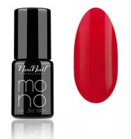 NeoNail - MONO UV 3 IN 1 LACK - Hybrid Varnish - 4044 Raspberry Red - 4044 Raspberry Red