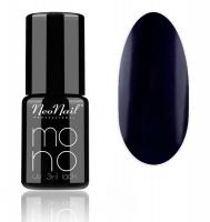 NeoNail - MONO UV 3 IN 1 LACK - Hybrid Varnish - 4049 Shade Plum - 4049 Shade Plum