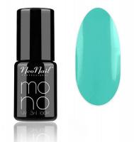 NeoNail - MONO UV 3 IN 1 LACK - Hybrid Varnish - 4058 Summer Mint - 4058 Summer Mint