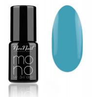 NeoNail - MONO UV 3 IN 1 LACK - Hybrid Varnish - 4059 Pastel Blue - 4059 Pastel Blue