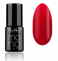 NeoNail - MONO UV 3 IN 1 LACK - Hybrid Varnish - 4195 Perfect Red - 4195 Perfect Red