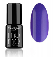 NeoNail - MONO UV 3 IN 1 LACK - Hybrid Varnish - 4207 Paradise Indygo - 4207 Paradise Indygo