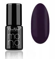 NeoNail - MONO UV 3 IN 1 LACK - Hybrid Varnish - 4211 Deep Ink - 4211 Deep Ink
