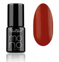 NeoNail - MONO UV 3 IN 1 LACK - Hybrid Varnish - 4213 Rich Mahogany - 4213 Rich Mahogany