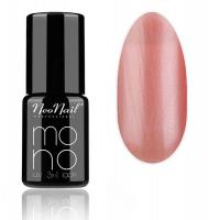 NeoNail - MONO UV 3 IN 1 LACK - Hybrid Varnish - 4217 Opal Salmon - 4217 Opal Salmon