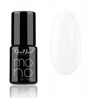 NeoNail - MONO UV 3 IN 1 LACK - Hybrid Varnish - 4405 White Collar - 4405 White Collar