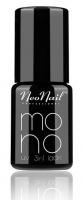 NeoNail - MONO UV 3 IN 1 LACK - TOP MONO - Bezbarwny lakier hybrydowy