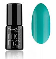 NeoNail - MONO UV 3 IN 1 LACK - Hybrid Varnish - 4200 Ocean Green - 4200 Ocean Green