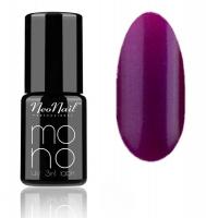 NeoNail - MONO UV 3 IN 1 LACK - Hybrid Varnish - 4208 Opal Plum - 4208 Opal Plum