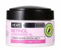 HEAN - RETINOL & MACADAMIA OIL day/night anti-age cream - KREM ODMŁADZAJĄCY