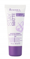 RIMMEL - STAY MATTE PRIMER - 30 ml - REF. 788826