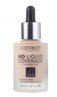 Catrice - HD LIQUID COVERAGE FOUNDATION - Podkład kryjący - 010 - LIGHT BEIGE - 010 - LIGHT BEIGE