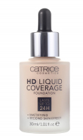 Catrice - HD LIQUID COVERAGE FOUNDATION - Podkład kryjący - 010 - LIGHT BEIGE - 010 - LIGHT BEIGE