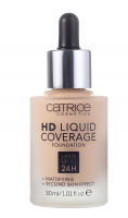 Catrice - HD LIQUID COVERAGE FOUNDATION - Podkład kryjący - 040 - WARM BEIGE - 040 - WARM BEIGE