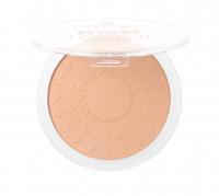 Essence - Sun Club - matt bronzing powder - Matujący puder brązujący - 01 - NATURAL - 01 - NATURAL