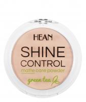 HEAN - SHINE CONTROL - MATTE CARE POWDER - Puder matujący - 2 NATURAL / NATURALNY - 2 NATURAL / NATURALNY