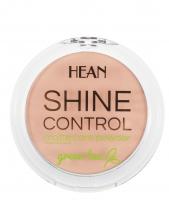 HEAN - SHINE CONTROL - MATTE CARE POWDER - Puder matujący - 4 SUNNY BEIGE / SŁONECZNY BEŻ - 4 SUNNY BEIGE / SŁONECZNY BEŻ