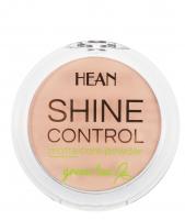 HEAN - SHINE CONTROL - MATTE CARE POWDER - Puder matujący - 6 PEACH / BRZOSKWINIOWY - 6 PEACH / BRZOSKWINIOWY
