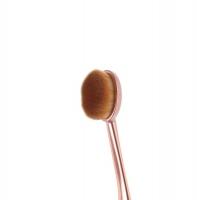 MAKEUP REVOLUTION - Pro Precision Brush Oval Shape - Pędzel do korektora i konturowania twarzy