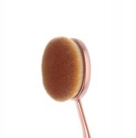 MAKEUP REVOLUTION - Pro Precision Brush Oval Face - Pędzel do podkładu i pudru