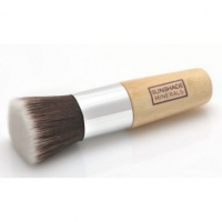 LancrOne - FLAT TOP KABUKI - Powder and primer brush - SHORT
