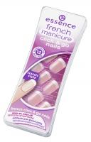 Essence - FRENCH manicure click & go nails - Sztuczne paznokcie - 847312