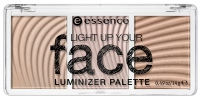Essence - LIGHT UP YOUR FACE - LUMINIZEER PALETTE - Paleta rozświetlaczy