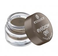 Essence - EYEBROW GEL COLOUR & SHAPE - Żel do stylizacji brwi