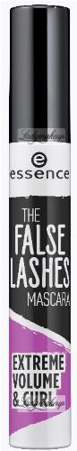 Essence - THE FALSE LASHES MASCARA - EXTREME VOLUME & CURL