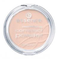Essence - Mattifying Compact Powder - Matujący puder w kompakcie  - 04 - PERFECT BEIGE - 04 - PERFECT BEIGE
